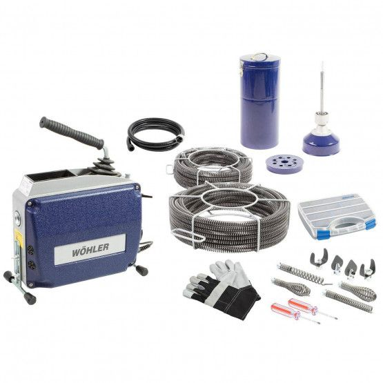 Wöhler RM 300 Drain Cleaning Machine