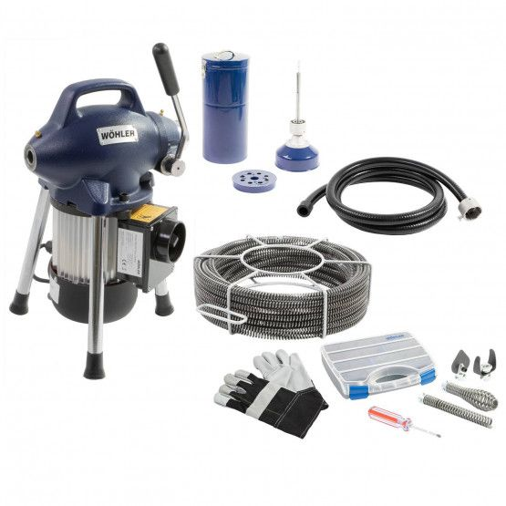 Wöhler RM 200 Drain Cleaning Machine