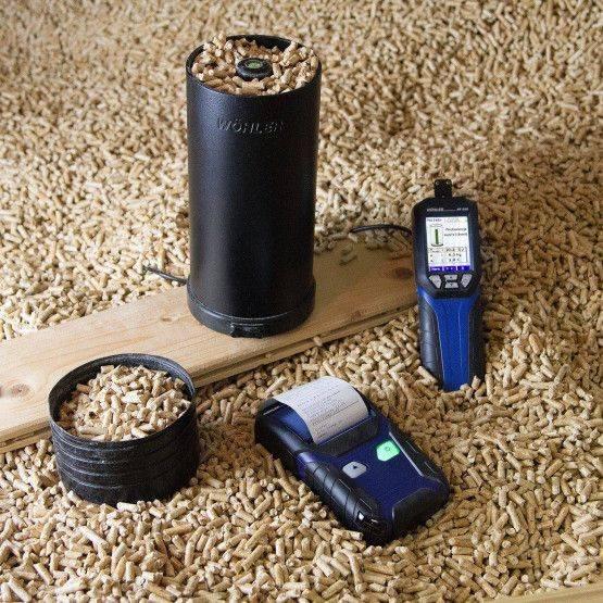 Wöhler HF 550 Wood Moisture Meter