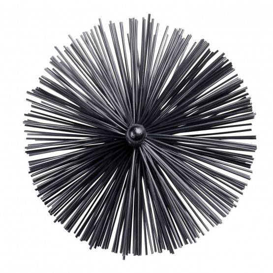 Perlon brush, Ø 15 cm
