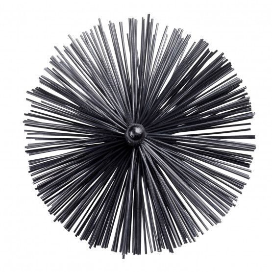 Perlon brush, Ø  18 cm