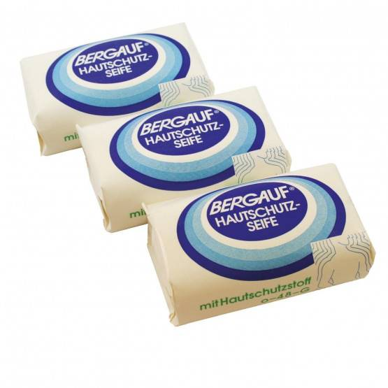"Skin Protection Soap ""Bergauf"""