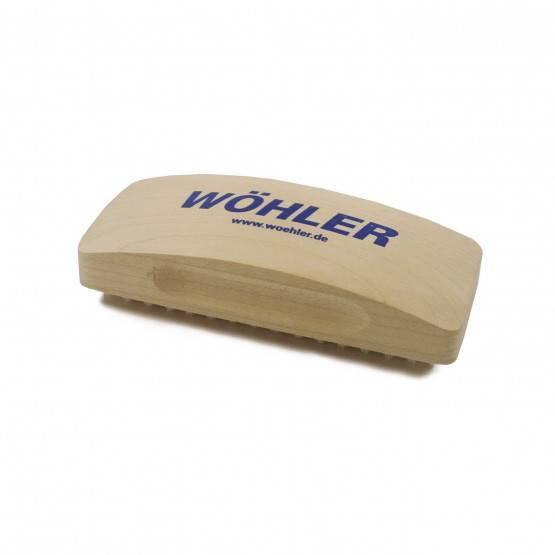 Wöhler Hand Brush Wood