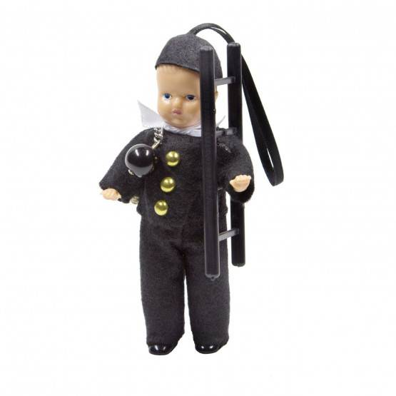 Chimney sweep puppet - small
