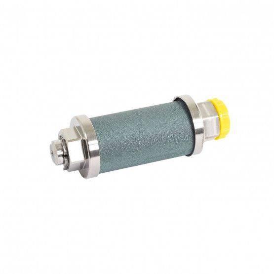 Pre-filter for high temperature probe