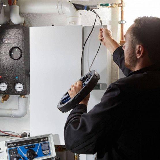 Wöhler DP 600 Leakage Tester