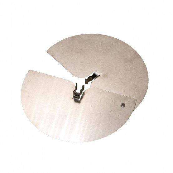 Heat protective shield
