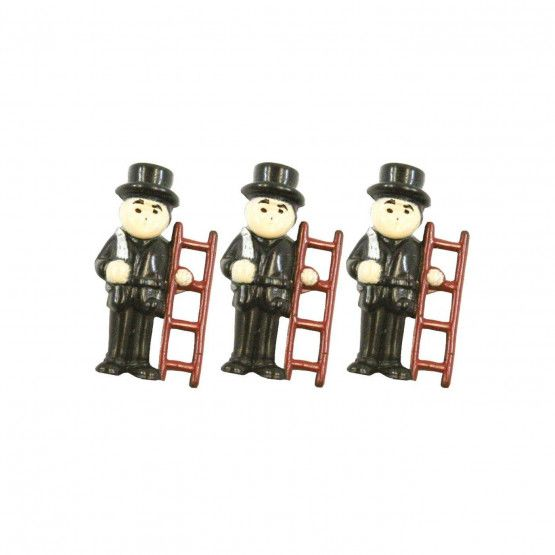 Mini Chimney Sweeper Puppets, colored