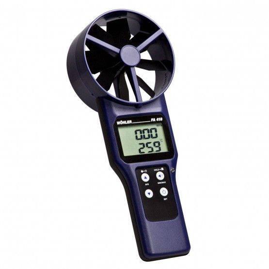Wöhler FA 4xx Fan Anemometer