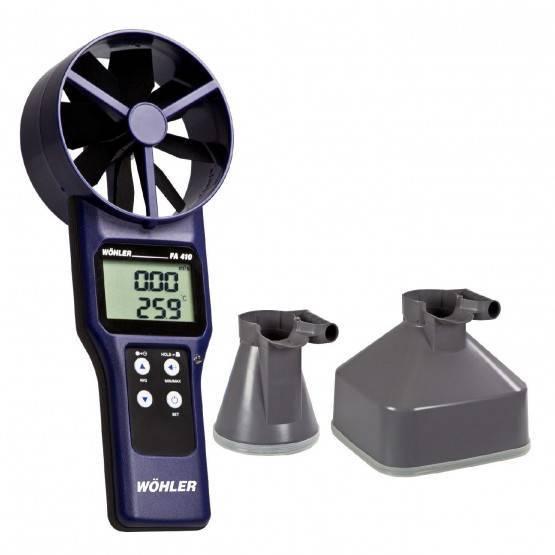 Wöhler FA 410 Fan anemometer Set