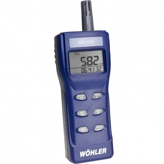 Wöhler KM 410 Indoor Air Quality Meter