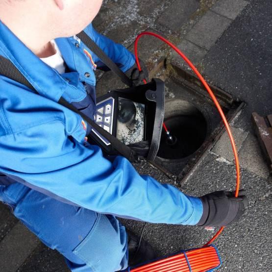 Wöhler VIS 400 Cable Reel Camera (EN)