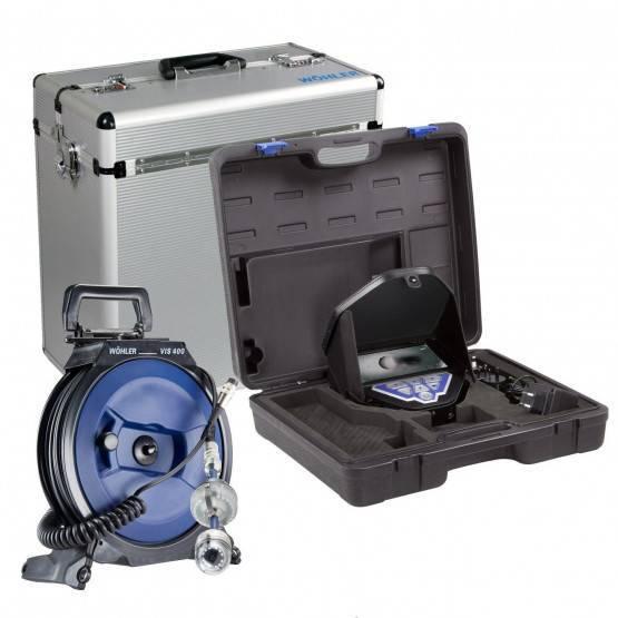 Wöhler VIS 400 Cable Reel Camera EN