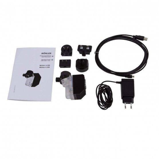 USB Peltier Cooler  for Wöhler A 550