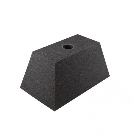 Sealing Element, rectangular, with hole