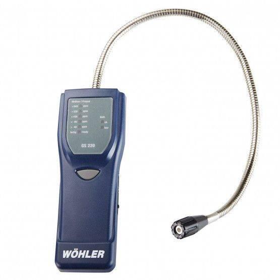 Wöhler GS 220 Gas Sniffer