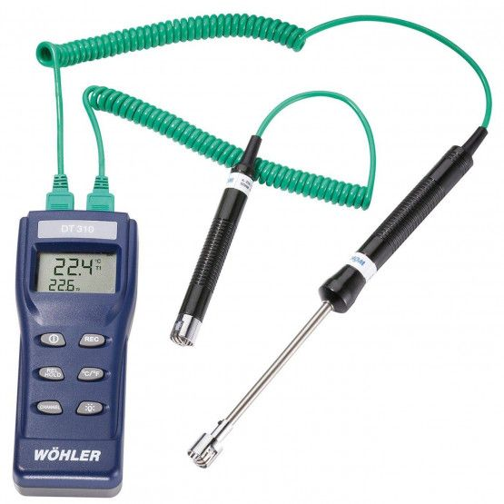 Wöhler DT 310 Differential Temperature Meter
