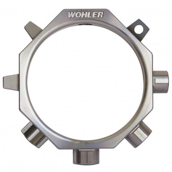Wöhler Multi Key Ring