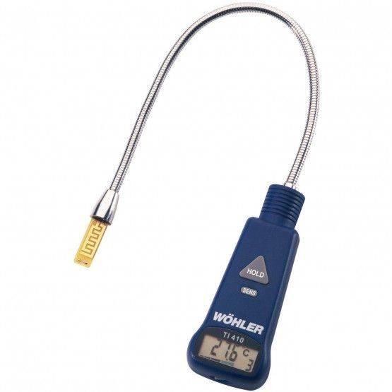 Wöhler TI 410 Dew point indication