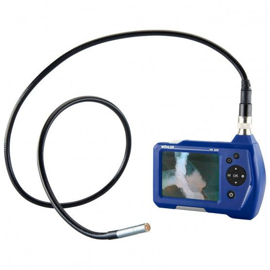 Wöhler VE 320 Video-Endoscope