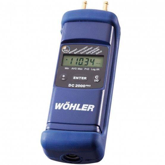 Wöhler DC 2000PRO Pressure computer