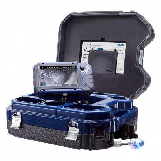 Wöhler VIS 700 HD Video Inspectionsystem