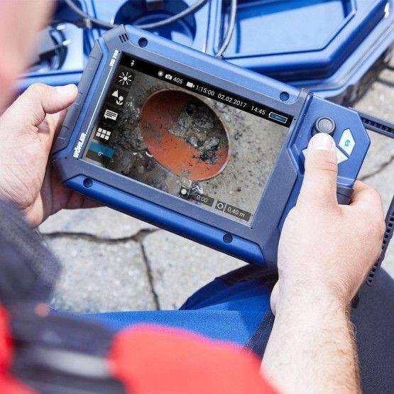 Wöhler VIS 700 HD-Cablecamera