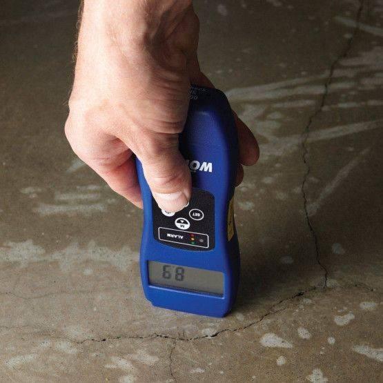 Wöhler HBF 420 moisture meter