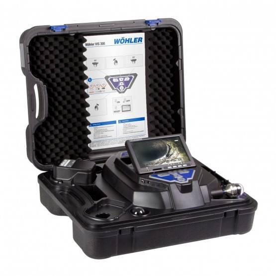 Wöhler VIS 300 Service Camera (EN)