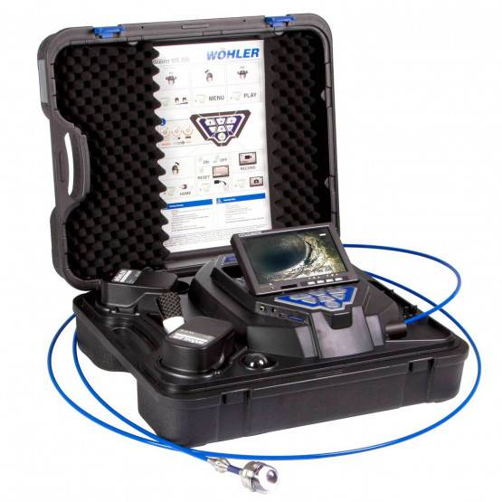 Wöhler VIS 350 Service Camera (EN)