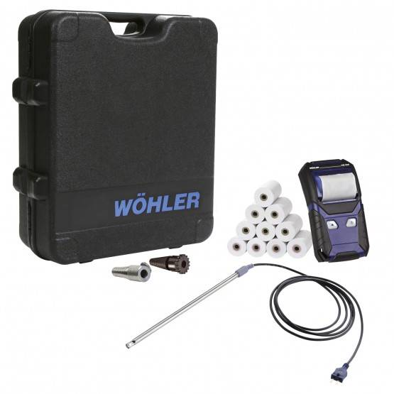 Accessory kit Wöhler A 450 Professional