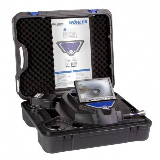 Wöhler VIS 200 Service Camera (EN)