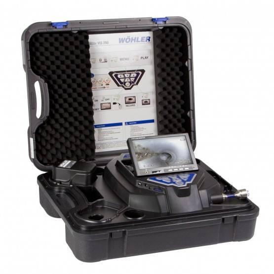 Wöhler VIS 250 Service Camera (EN)
