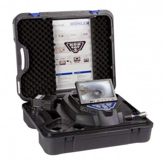 Wöhler VIS 250 Visual Inspection camera