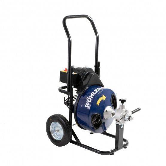 Wöhler RM 400 Drain Cleaning Machine
